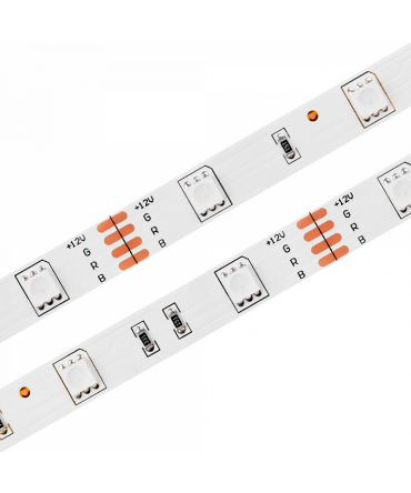 STRETCH RGB LED Strip 5050 150 LED 8,64W/m